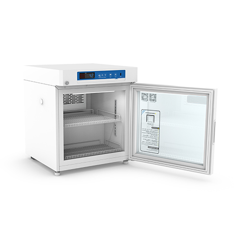 2℃~8℃ Small Medical Refrigerator Pharmacy Refrigerator YC-55L