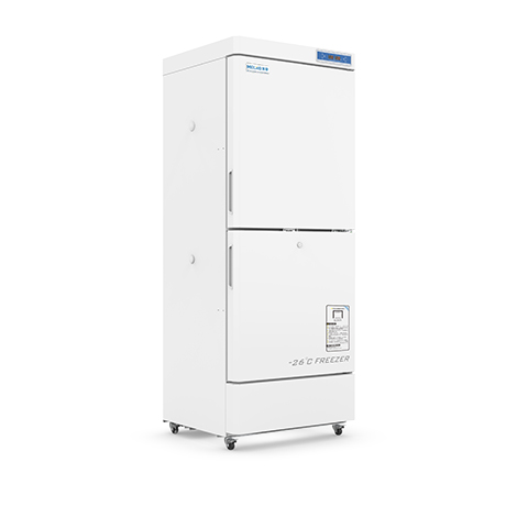 2℃~8℃/-10℃~-26℃ Combined Refrigerator and Freezer  YCD-EL300